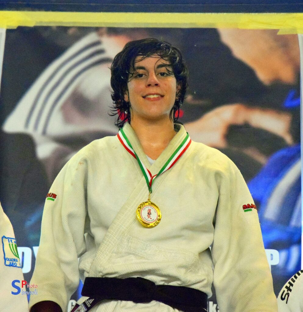 Prima classificata a Grand Prix Italia di Catania Dinamic Cup