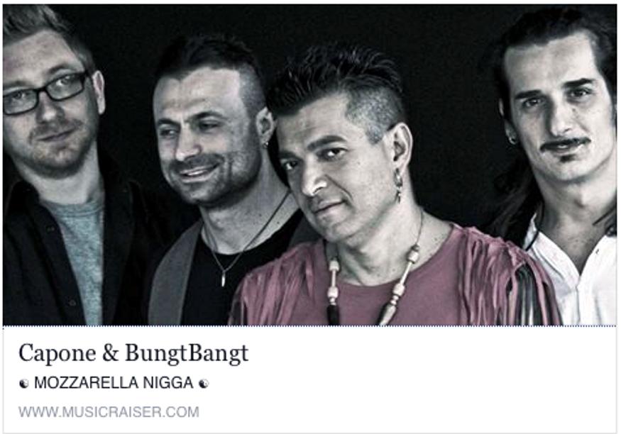 Capone & BungtBangt, partito il crowfunding per il nuovo album