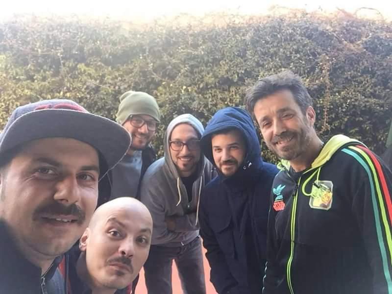 Daniele Silvestri e Funky Pushertz, il gruppo di Torre del Greco in un featuring con l'artista romano.