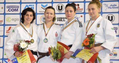 Judo: argento in Romania e pass per i campionati europei under 18