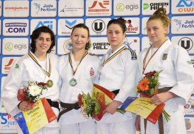 Judo: argento in Romania e pass per i campionati europei under 18
