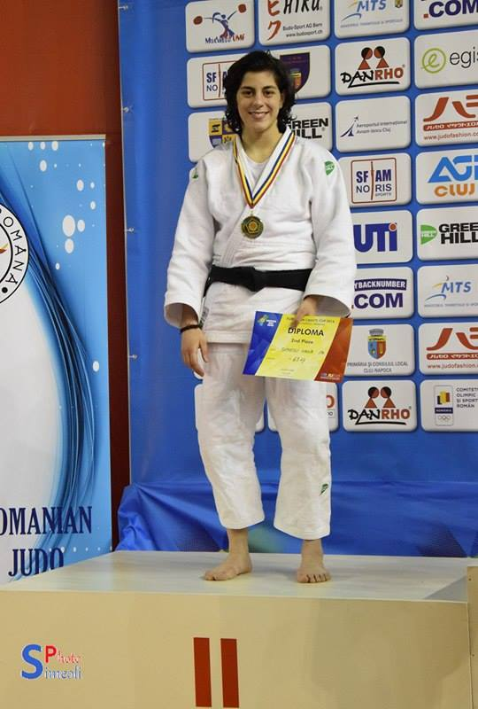 Judo Nadia Simeoli