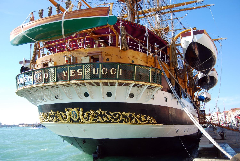Nave Scuola della Marina Militare Italiana Amerigo Vespucci
