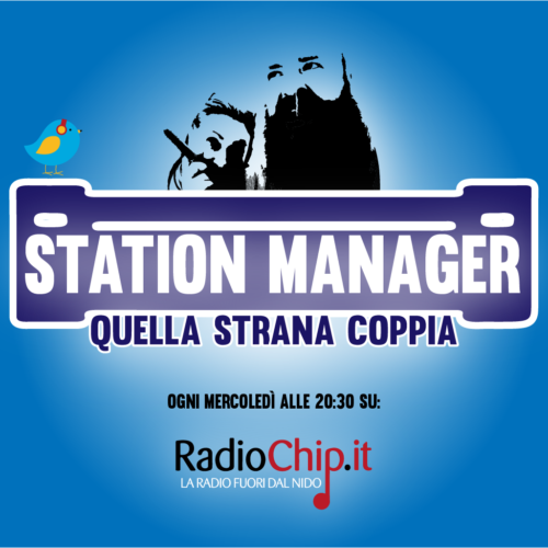STATION MANAGER 27 SETTEMBRE 2017