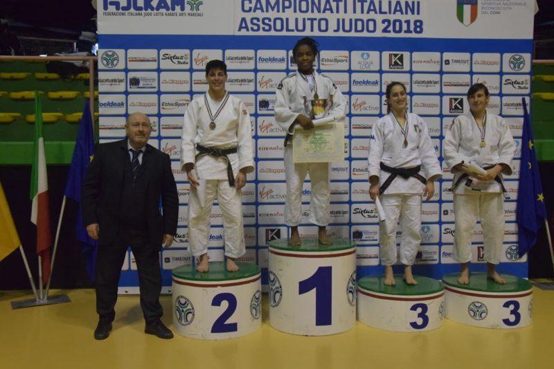 Nadia Simeoli – Vice Campionessa d'Italia assoluta